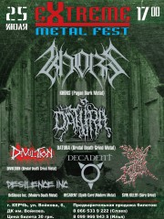 Extreme Metal fest