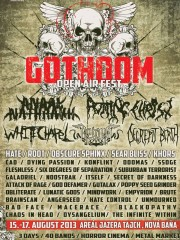 Gothoom Open Air festival